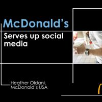 how mcdonalds evolved its marketing strategy Mcdonalds is widely recognized as being a leader in projecting its brand through marketing and advertising while mcdonalds uses many agencies for co-op advertising.