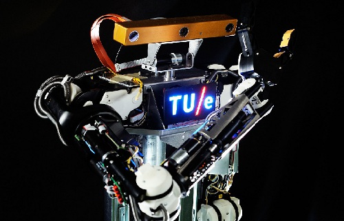 robot AMIGO (Autonomous Mate for Intelligent Operations), Tech United, W TUe
