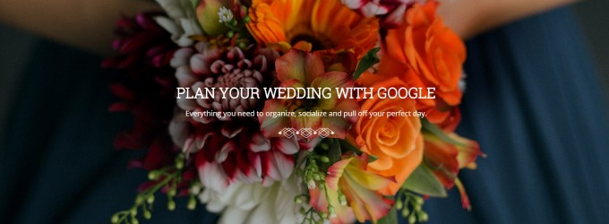 Google Wedding