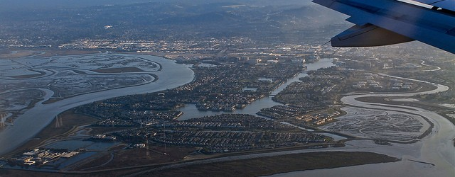 Zdroj: Flickr.com, Patrick Nouhailler, Silicon Valley from above