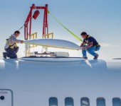 JetWave-Hardware-for-GX-Aviation-Installation-on-Honeywell-B757-Test-Aircraft-1