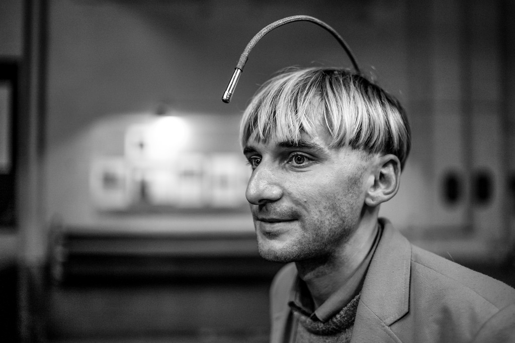 Neil Harbisson kyborg