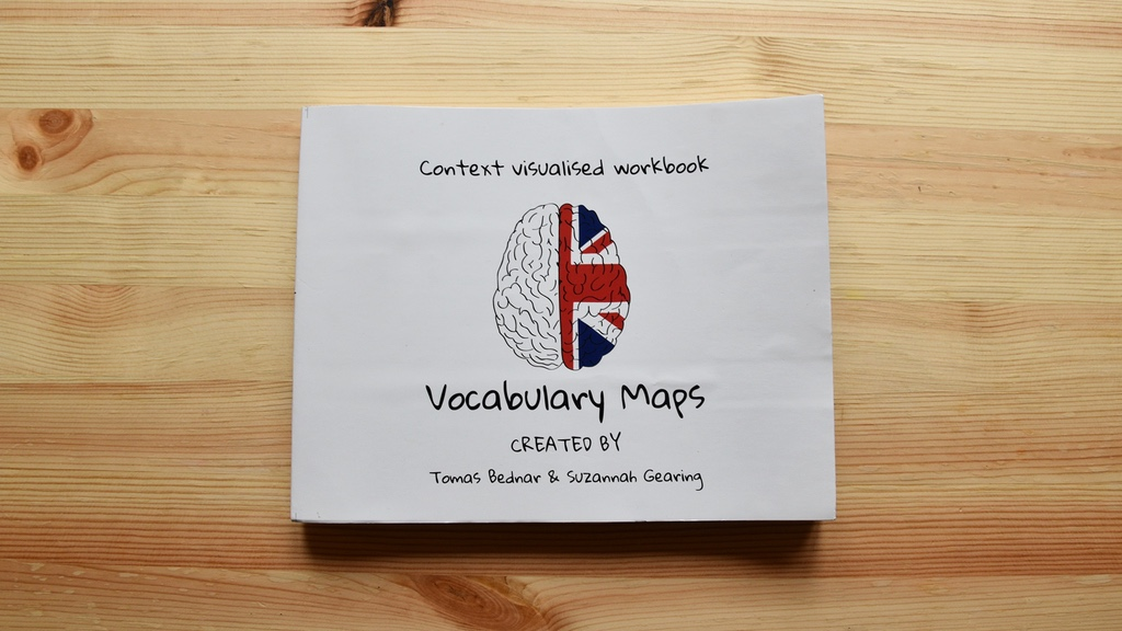 Vocabulary Map-cover phot