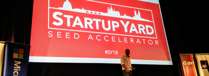StartupYard Demo Day Batch 9
