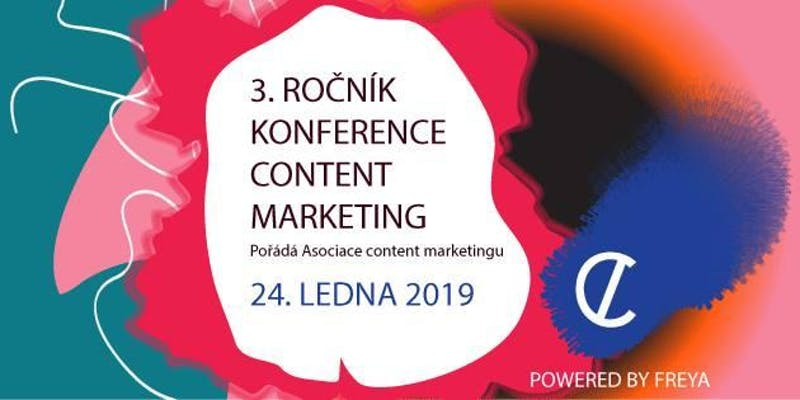 Konference Content marketing 2019